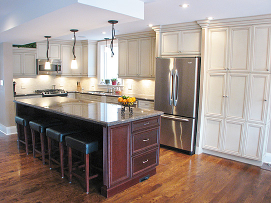 Leaside Toronto Kitchen Remodel